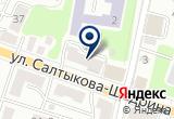 «Резинтехснаб» на Yandex карте