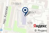 «Мэри Поппинс» на Yandex карте