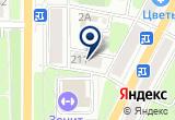 «Промснабсбыт» на Yandex карте