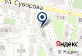 «Учебно-Производственный комбинат, НОУ ПП» на Yandex карте