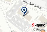 «Нева» на Yandex карте