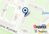 «Главкомплект» на Yandex карте