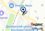 «3D карбон» на Yandex карте