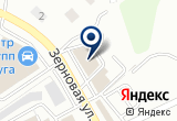 «Лаура» на Yandex карте