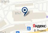 «Стройтехресурс» на Yandex карте