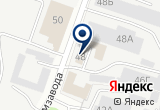 «Ритуально-оптовый склад» на Yandex карте