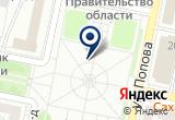«Приоритет» на Яндекс карте