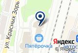 «Molier» на Yandex карте