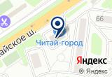 «C+K» на Яндекс карте