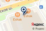 «МЕЖГОРСВЯЗЬСТРОЙ АОЗТ УМ ФИЛИАЛ» на Яндекс карте