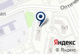 «Солидарность, КПК - Красногорск» на Яндекс карте Москвы
