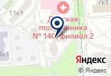 «Еврофармекс, ООО» на Яндекс карте