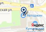 «ЮГ ГРУППА, торговая компания» на Яндекс карте Москвы