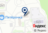 «Экойл» на Яндекс карте Москвы