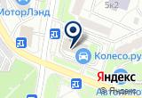 «Mototoys, магазин мототехники, ООО Скутер сити» на Яндекс карте Москвы