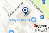 «Фруктовая почта» на Яндекс карте Москвы