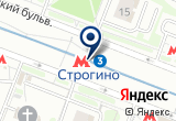 «ООО Товарищ Полковник» на Яндекс карте Москвы