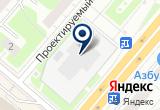 «БРЕСТ» на Яндекс карте