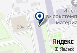 «Эргана, автосервис» на Яндекс карте Москвы