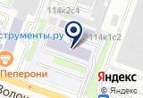«Академический центр, ООО» на Яндекс карте Москвы