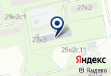 «Детский сад №1044, компенсирующего вида» на карте