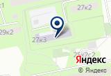 «Детский сад №1044, компенсирующего вида» на Яндекс карте Москвы