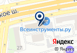 «Тайм ЗАО» на Яндекс карте Москвы