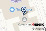 «Amargo.ru, электронная служба бронирования» на Яндекс карте Москвы