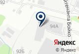 «МАСТЕР ООО» на Яндекс карте
