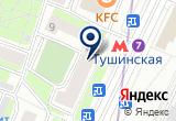 «Тушинская, автобусная станция» на Яндекс карте Москвы