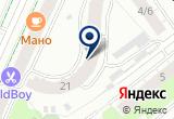 «Промспецэлектро» на Яндекс карте Москвы