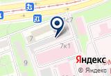 «Эрвист технологии безопасности» на Яндекс карте Москвы