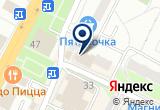 «ЧЕХОВСТРОЙ ОАО» на Яндекс карте