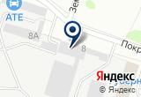 «Экосвет» на Яндекс карте