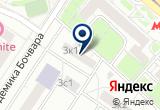 «Центр Сервис» на Яндекс карте Москвы