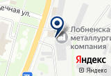 «ТЕХНОИНВЕСТ» на Яндекс карте