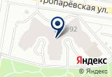 «Ресторан Коронный» на Яндекс карте Москвы