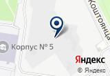 «Факультет финансов и банковского дела РАНХиГС» на Яндекс карте Москвы
