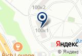 «Фиттих-м ООО» на Яндекс карте Москвы