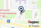 «Филевский бульвар, автобусная станция» на Яндекс карте Москвы