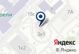 «ТРОПАРЕВО» на Яндекс карте