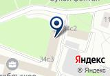 «Интерактивная проекция, ООО» на Яндекс карте