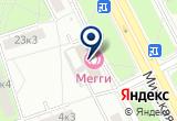«Шинпост, торгово-сервисная компания» на Яндекс карте Москвы