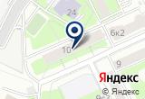 «№ 2 аптека» на Яндекс карте Москвы