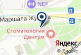«ПАНСИОН ДЛЯ КОШЕК» на Яндекс карте