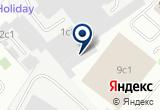 «Хорошевская, автобусная станция» на Яндекс карте Москвы