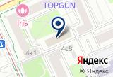 «СТРЕКОЗА И МУРАВЕЙ» на Яндекс карте