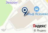 «Эверон» на Яндекс карте Москвы