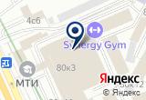 «Светоч-сэмлайт» на Яндекс карте Москвы
