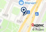 «77/2, торговый центр» на Яндекс карте Москвы